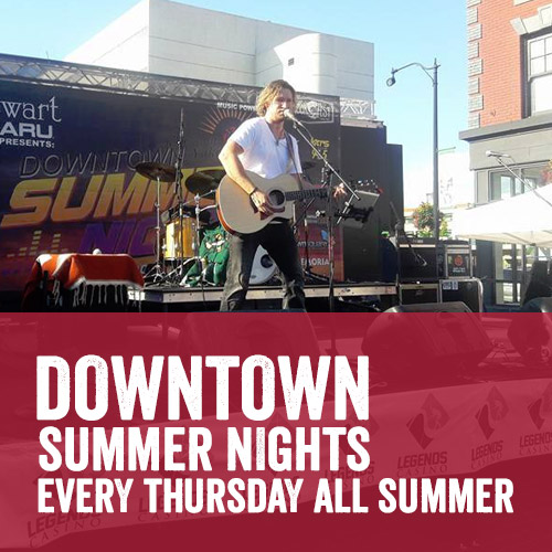 Downtown Yakima Summer Nights